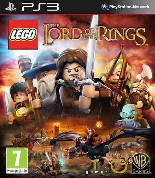 Descargar LEGO The Lord Of The Rings [MULTI][Region Free][FW 4.3x][ZRY] por Torrent